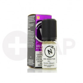 GINS ADDICTION NIC SALTS HALCYON HAZE 10ML