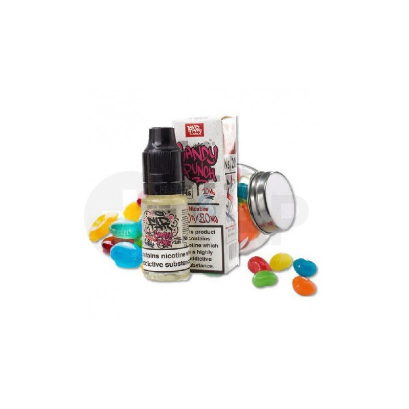 Candy Punch 20mg 10ml Salts by Element