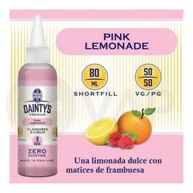 Dainty's Premium Pink Lemonade 80ML