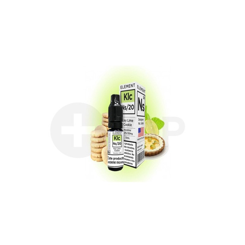 Key Lime Cookie 20mg 10ml - Salts by Element