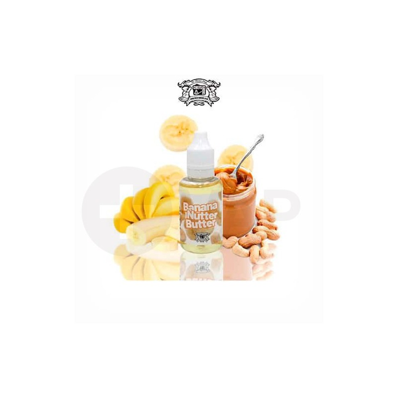 AROMA BANANA NUTTER BUTTER (30 ML) – CHEFS FLAVOURS