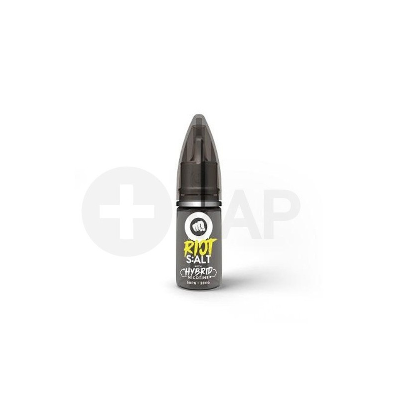 Riot Squad Salts Loaded Lemon Custard 10ml 20mg-Riot Squad