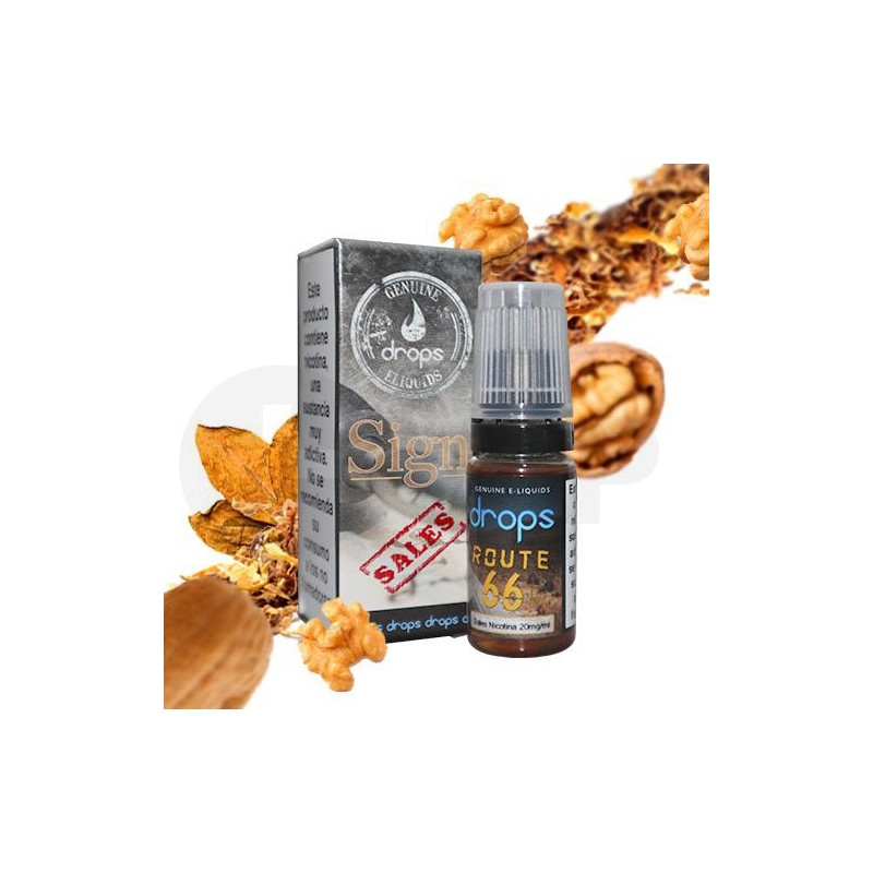Route 66 20mg 10ml by Drops Sales