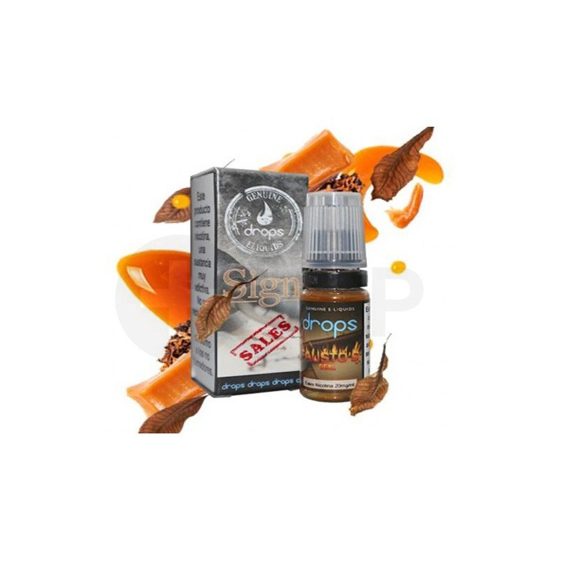 Fausto's Deal 20mg 10ml by Drops Sales