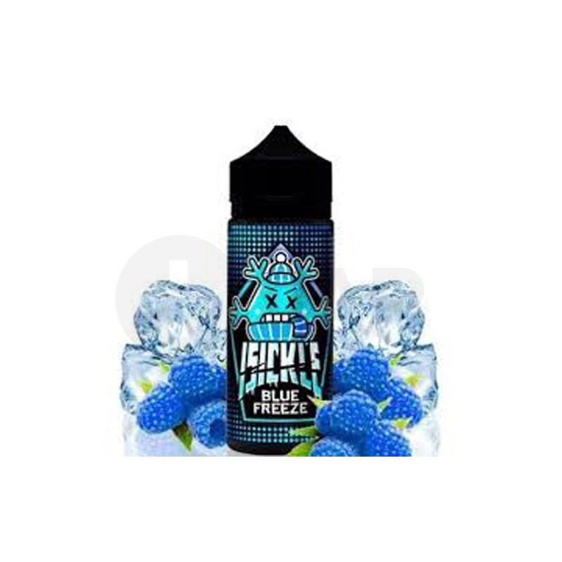 Blue Freeze 100ml TPD by Isickle E-liquid