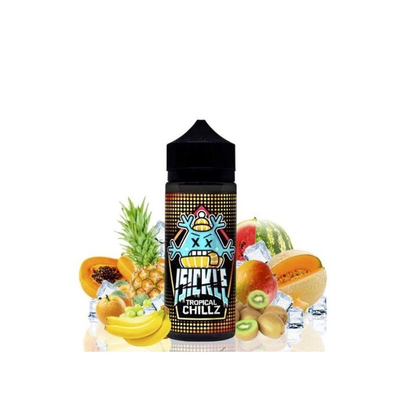 Tropical Chillz 100ml TPD by Isickle E-liquid