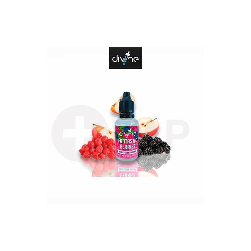 AROMA FANTASTIC BERRIES (30 ML) – CHEFS FLAVOURS DIVINE