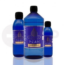 PACK BASE THE ARK TPD 500ml EN DIFERENTES CONCENTRACIONES 0mg/ml, 1.5mg/ml, 3mg/ml, 6mg/ml PORCENTAJES 50PG/50VG ó 80VG/20PG