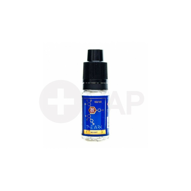 Nicokit 100% Vg concentración 18mg/ml - The Ark