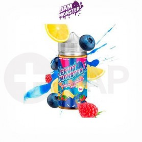 FRUIT MONSTER BLUEBERRY RASPBERRY LEMON (BOOSTER 100 ML) – JAM MONSTER