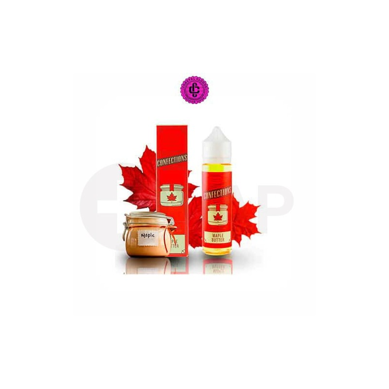 MAPLE BUTTER (BOOSTER 50ML) – COASTAL CLOUDS