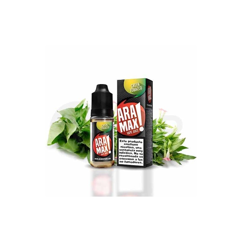 Green Tobacco - Aramax