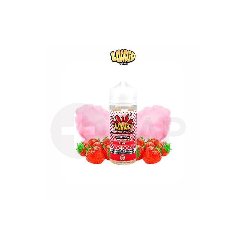 COTTON CANDY PINK (BOOSTER 100ML) LOADED