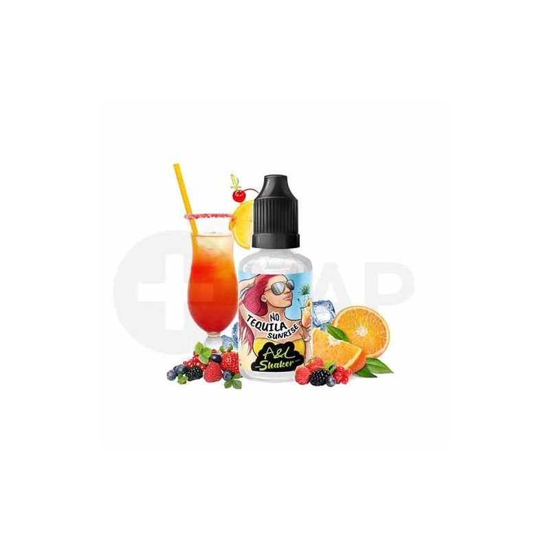 Aroma No Tequila Sunrise 30ml By A&L Shaker