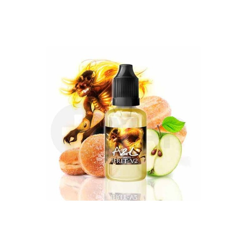 Aroma Ultimate Ifrit V2 30ml By A&L