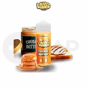 COOKIE BUTTER (BOOSTER 100ML) LOADED