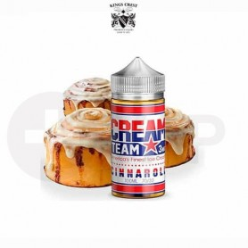 CREAM TEAM CINNAROLL (BOOSTER 100ML) KINGS CREST