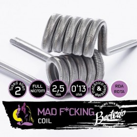 MAD F*CKING-BACTERIO COILS