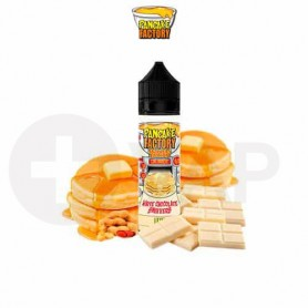 WHITE CHOCOLATE SNIKKERS (BOOSTER 50ML) – PANCAKE FACTORY