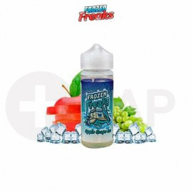 APPLE & GRAPE ICE (BOOSTER 100ML) – FROZEN FREAKS