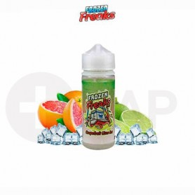 LIME & GRAPEFRUIT ICE (BOOSTER 100ML) – FROZEN FREAKS