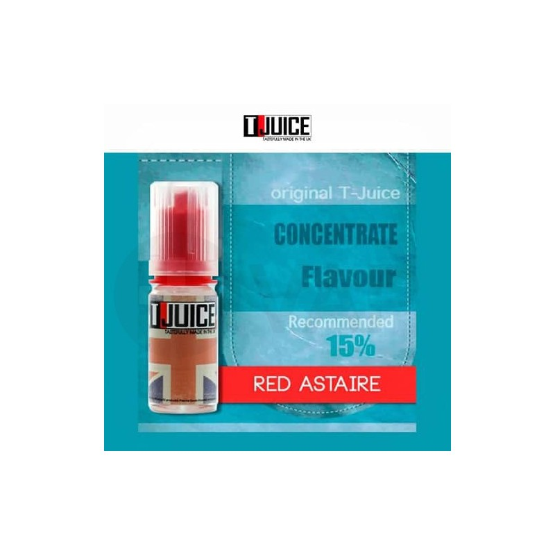 AROMA RED ASTAIRE (10 ML) – T-JUICE
